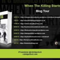 *Blog Tour: Guest Post* When The Killing Starts by R C Bridgestock