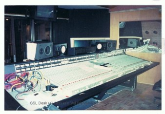 fave recording studio