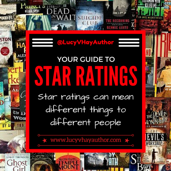 star ratings graphic