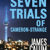 #CoverReveal: The Seven Trials of Cameron-Strange by James Calum Campbell @ImpressBooks1