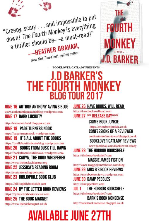 The Fourth Monkey JD Barker Blog Tour Poster.jpg