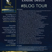 Maria in the Moon - Blog Tour Poster