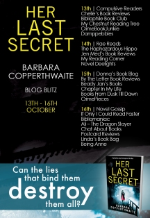 Her Last Secret - Blog Tour