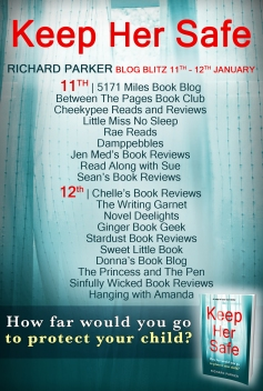 Keep Her Safe - Blog Tour