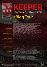 keeper blog tour poster