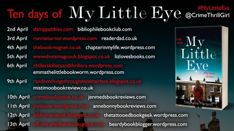 My Little Eye Blog Tour (1)