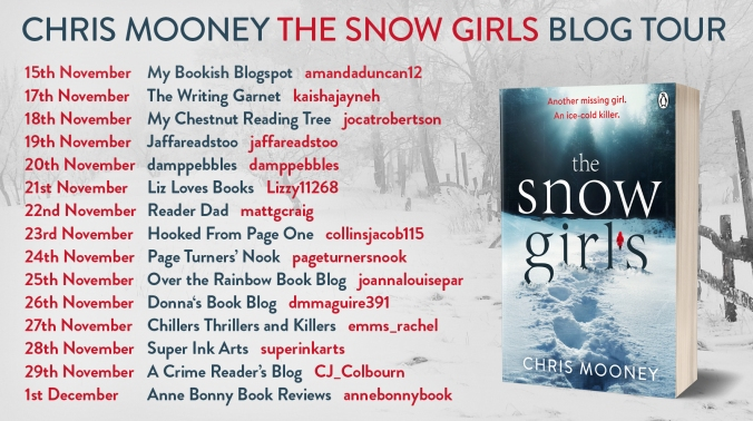 The Snow Girls Blog Tour