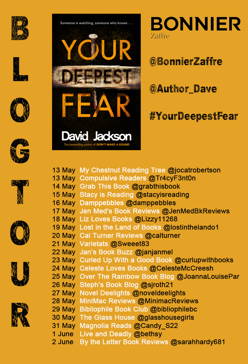 David Jackson Blogtour Poster 2