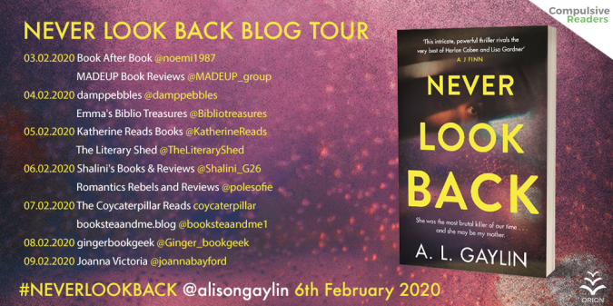 Never Look Back MMP Blog Tour