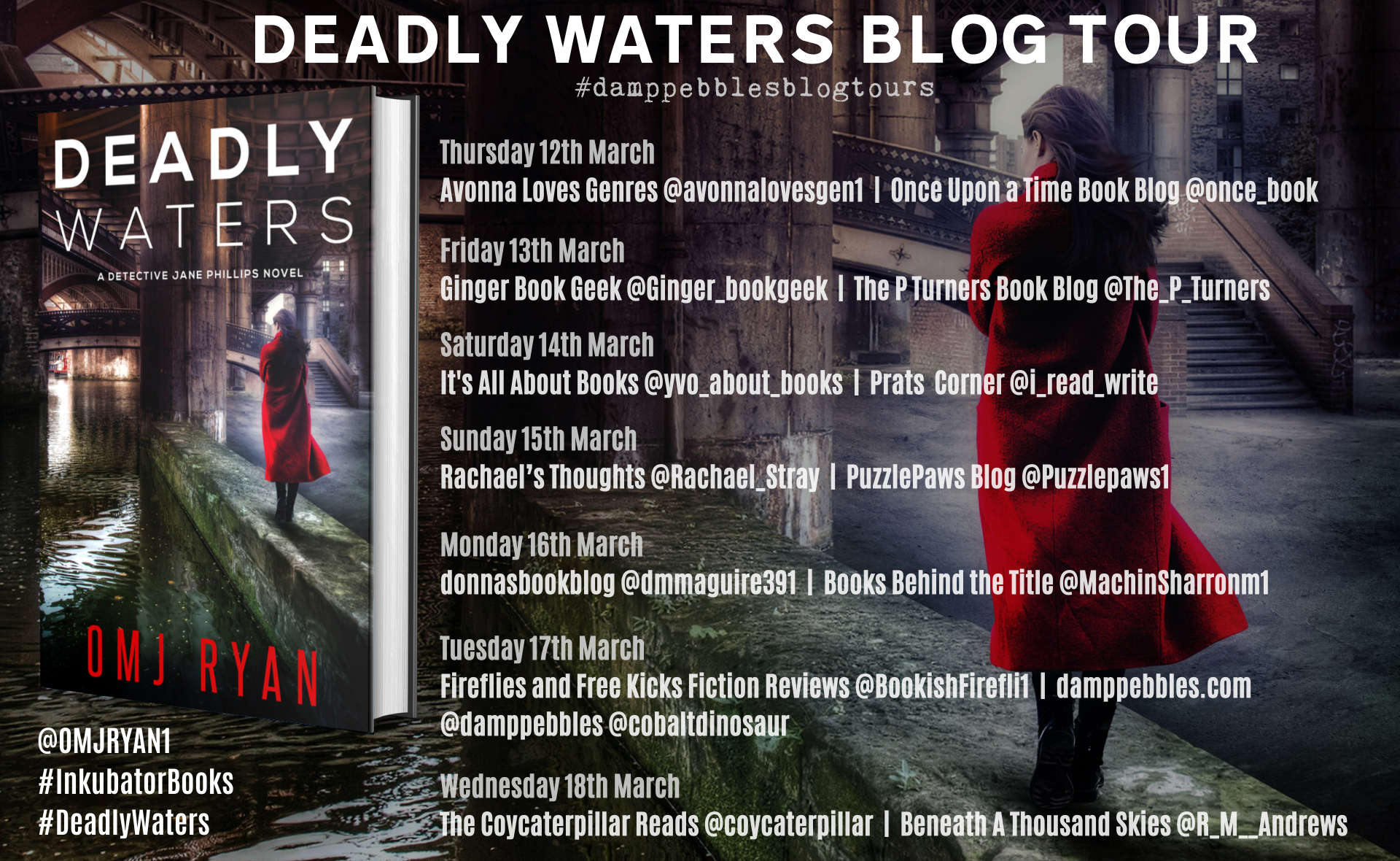 Deadly Waters banner