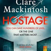 #BookReview: Hostage by Clare Mackintosh @BooksSphere #HostageBook #damppebbles