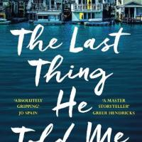 #BookReview: The Last Thing He Told Me by Laura Dave @ViperBooks #TheLastThingHeToldMe #damppebbles