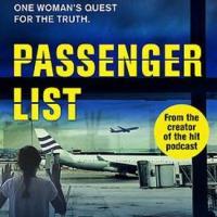 #BookReview: Passenger List by J.S. Dryden @TrapezeBooks #PassengerList #damppebbles