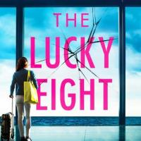 #BookReview: The Lucky Eight by Sheila Bugler @CaneloCrime #TheLuckyEight #damppebbles