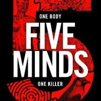 #BookReview: Five Minds by Guy Morpuss @ViperBooks #FiveMinds #damppebbles