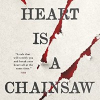 #BookReview: My Heart is a Chainsaw by Stephen Graham Jones @TitanBooks #MyHeartisaChainsaw #damppebbles