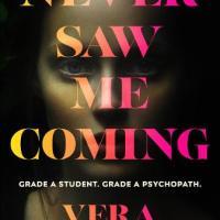 #BookReview: Never Saw Me Coming by Vera Kurian @HarvillSecker #NeverSawMeComing #damppebbles